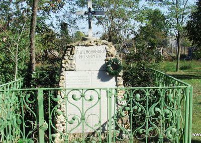 Ágasegyháza I. világháborús emlékmű 2007.10.16. küldő-Markó Péter (4)