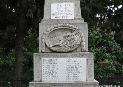 Átány I.vh emlékmű 2007.06.15.küldő-Kályhás (1)