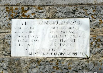 Égerszög világháborús emlékmű 2010.08.10. küldő-Gombóc Arthur (3)