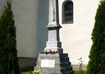 Égerszög világháborús emlékmű 2010.08.10. küldő-Gombóc Arthur