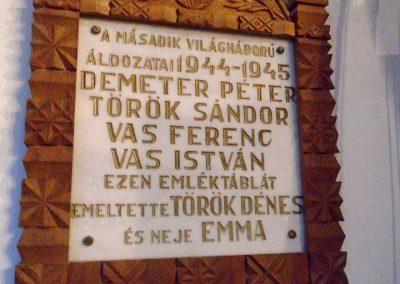 Énlaka II. világháborús emléktábla 2015.09.23. küldő-Mónika 39