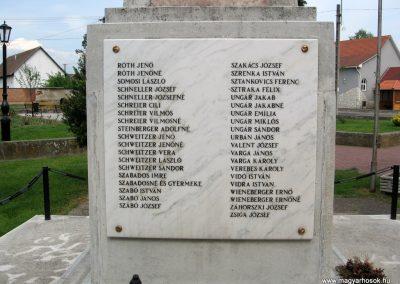 Érsekvadkert világháborús emlékmű 2011.03.24. küldő-kalyhas (12)