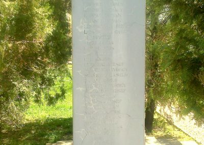 Értény I.vh emlékmű 2012.04.28. küldő-Miki (3)