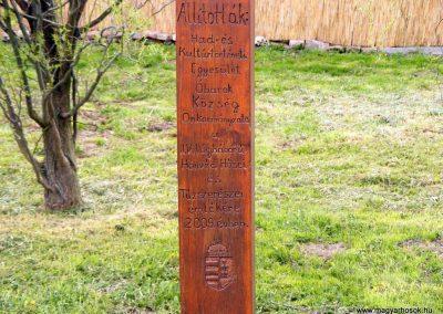 Óbarok- Nagyegyháza II.vh kopjafa 2012.04.13. küldő-Méri (1)