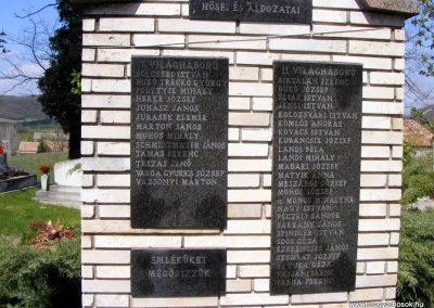 Óbarok világháborús emlékmű 2012.04.21. küldő-Méri (3)