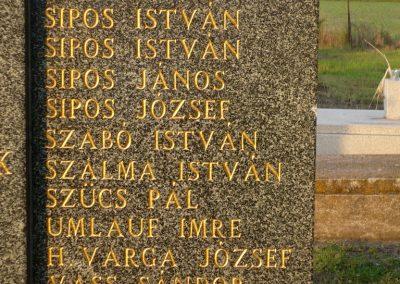 Óföldeák II. világháborús emlékmű 2014.05.24. küldő-Sümec (4)