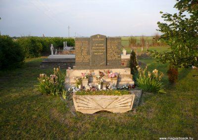Óföldeák II. világháborús emlékmű 2014.05.24. küldő-Sümec
