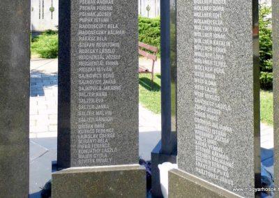 Ógyalla világháborús emlékmű 2013.07.21. küldő-Méri (10)