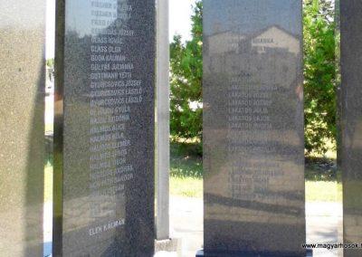 Ógyalla világháborús emlékmű 2013.07.21. küldő-Méri (14)