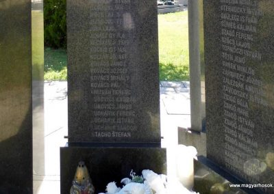 Ógyalla világháborús emlékmű 2013.07.21. küldő-Méri (5)