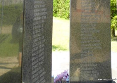 Ógyalla világháborús emlékmű 2013.07.21. küldő-Méri (6)