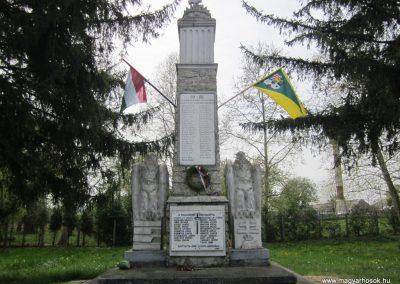 Óhíd világháborús emlékmű 2014.04.13. küldő-Sümegi Andrea (3)
