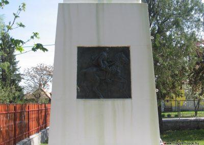 Ónod I.vh emlékmű 2008.04.21. küldő-Kályhás (4)