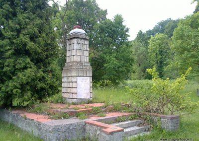 Ózd-Somsály I.világháborús emlékmű 2012.06.03. küldő-Pataki Tamás (2)