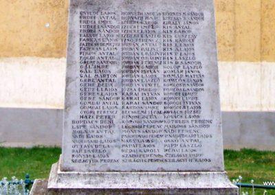 Öcsöd I.vh emlékmű 2009.05.14. küldő-miki (5)