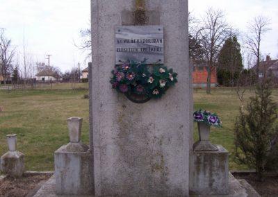 Örményes II.vh emlékmű 2009.03.16.küldő-miki