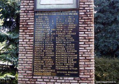 Öttevény világháborús emlékmű 2009.01.25. küldő-Ancsa84 (6)