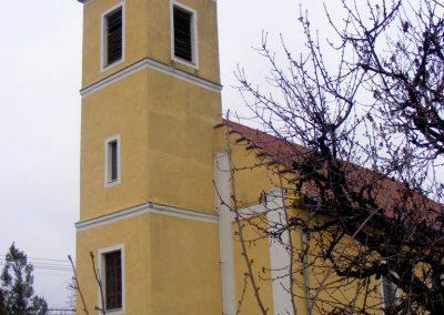 Újbarok, római katolikus templom