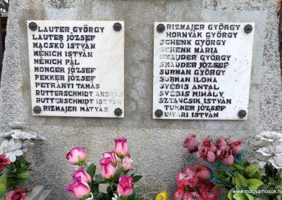 Újhartyán I. világháborús emlékmű 2015.11.27.küldő-kalyhas (4)