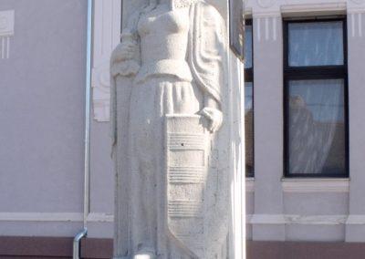 Újszentiván I. világháborús emlékmű 2010.10.03. küldő-Mia72