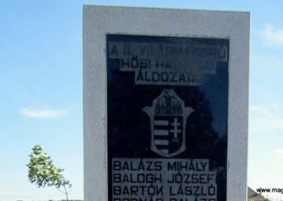 Újtikos II. világháborús emlékmű 2014.06.23. küldő-kalyhas (3)