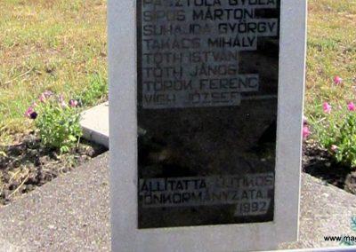 Újtikos II. világháborús emlékmű 2014.06.23. küldő-kalyhas (5)