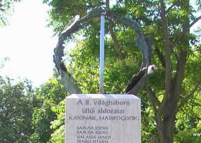 Üllő II.vh.emlékmű 2007.06.01. küldő-Markó Peti (1)