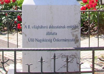 Üllő II.vh.emlékmű 2007.06.01. küldő-Markó Peti (3)