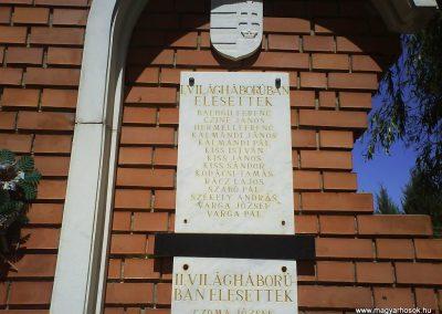 Őr világháborús emlékmű 2008.06.02.küldő-Ősz Béláné (2)