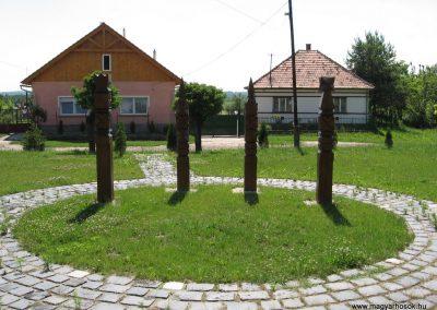 Őrbottyán Hősök kopjafái 2007.06.11. küldő-Kályhás