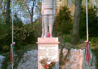 Őrbottyán Vh-s emlékmű 2007.05.18.küldő-Ágca
