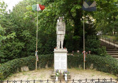 Őrbottyán világháborús emlékmű 2019.04.27. küldő-Bóta Sándor (1)