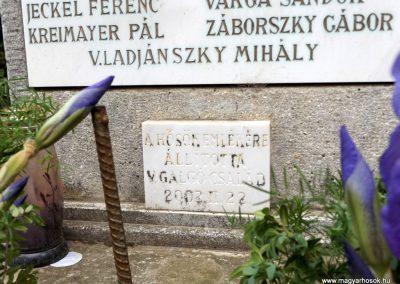 Őrbottyán világháborús emlékmű 2019.04.27. küldő-Bóta Sándor (4)