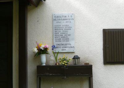 Őrhegy II.vh emléktábla 2010.05.24. küldő-Ágca (1)