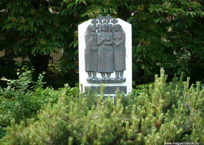 Őriszentpéter világháborús emlékmű 2009.05.23.küldő-Sümec