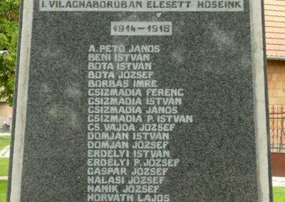 Ősi világháborús emlékmű 201.05.30. küldő-Ágca (2)