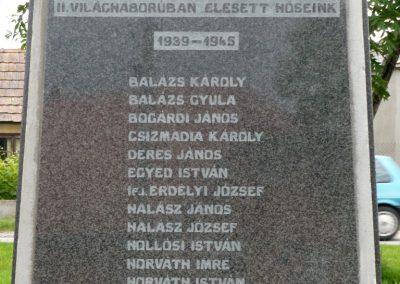Ősi világháborús emlékmű 201.05.30. küldő-Ágca (6)