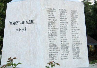 Abádszalók I.vh emlékmű 2008.08.19. küldő-Kályhás (4)