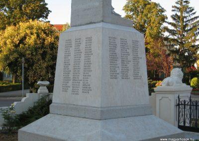 Abádszalók I.vh emlékmű 2008.08.19. küldő-Kályhás (5)