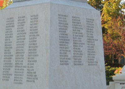 Abádszalók I.vh emlékmű 2008.08.19. küldő-Kályhás (6)