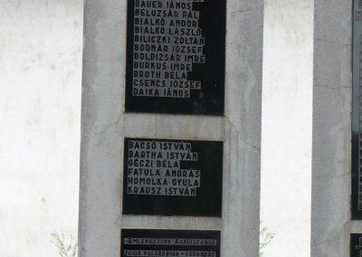 Abaújszántó II.vh emlékmű 2009.05.28.küldő-Gombóc Arthur (1)