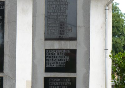 Abaújszántó II.vh emlékmű 2009.05.28.küldő-Gombóc Arthur (3)