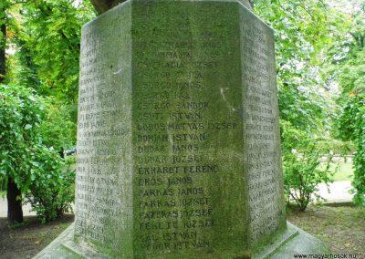 Aba I. világháborús emlékmű 2014.07.12. küldő-Méri (4)