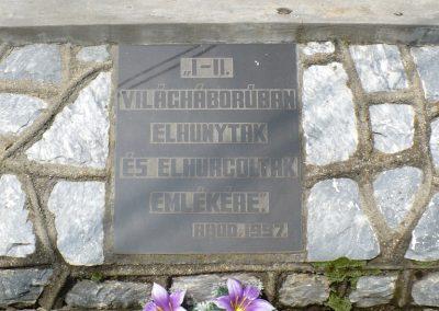 Abod világháborús emlékmű 2010.08.14. küldő-Gombóc Arthur (3)