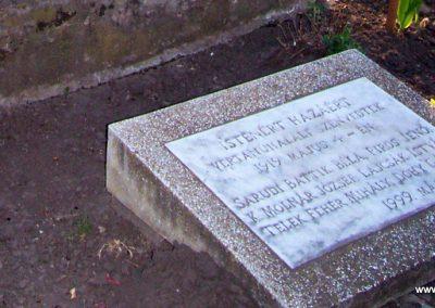 Abony I.vh emlékmű 2009.04.26. küldő-miki (5)