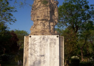 Abony I.vh emlékmű 2009.04.26. küldő-miki (8)