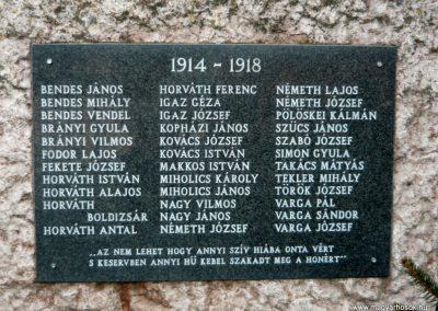 Acsalag világháborús emlékmű 2011.02.23. küldő-Ágca (4)