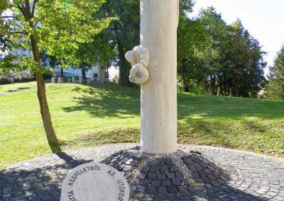 Ajka, II. világháborús emlékmű