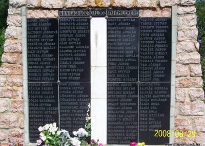 Alap II.vh emlékmű 2008.08.23. küldő-Balhegy Gabriella (3)
