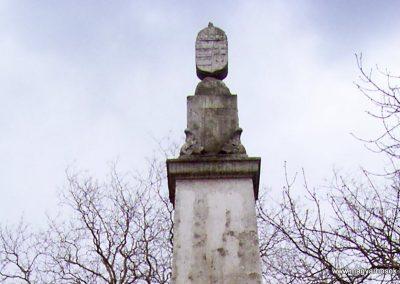 Albertirsa I. világháborús emlékmű 2009.03.17. küldő-miki (1)